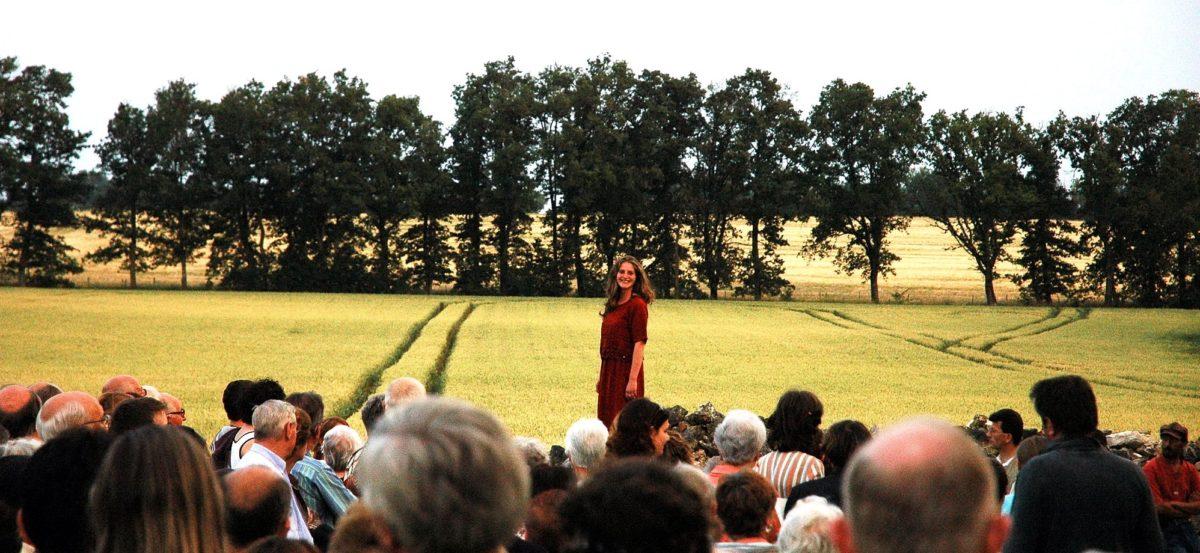 L'Annonce faite à Marie de Paul Claudel, 2003